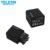Telesin dual ranuras cargador de batería original de carga usb cargador doble con 2x batería para gopro 4 gopro hero4 black/silver