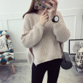 2016 Autumn winter sweater women long sleeve loose pullovers female pull femme blouse