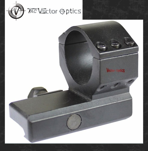 US $6 9 |Vector Optics Tactical 30mm Flat Low Red Dot Scope Picatinny  Weaver Mount Ring fit Aimpoint Holographic Sights-in Scope Mounts &  Accessories