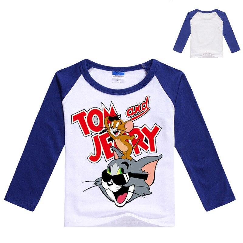 Z & Y 3-16Years GTA 5 티셔츠 소년 게임 의류 소년 긴 - 아동복 - 사진 6