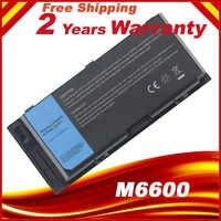 FV993 9GP08 PG6RC X57F1 0TN1K5 3DJH7 Ajuste Da Bateria para o DELL Precision M4700 M6700 M4600 M6600
