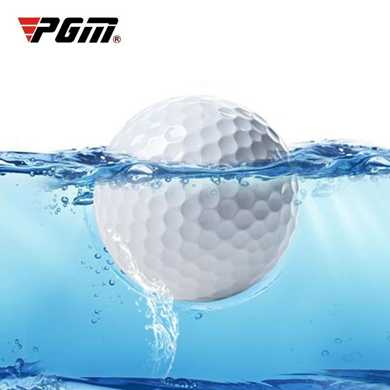 1PCS PGM Floating Golf Balls Water Outdoor Sports Golf Float Unsinkable Balls Practice Training Aid Golf Balls D0722