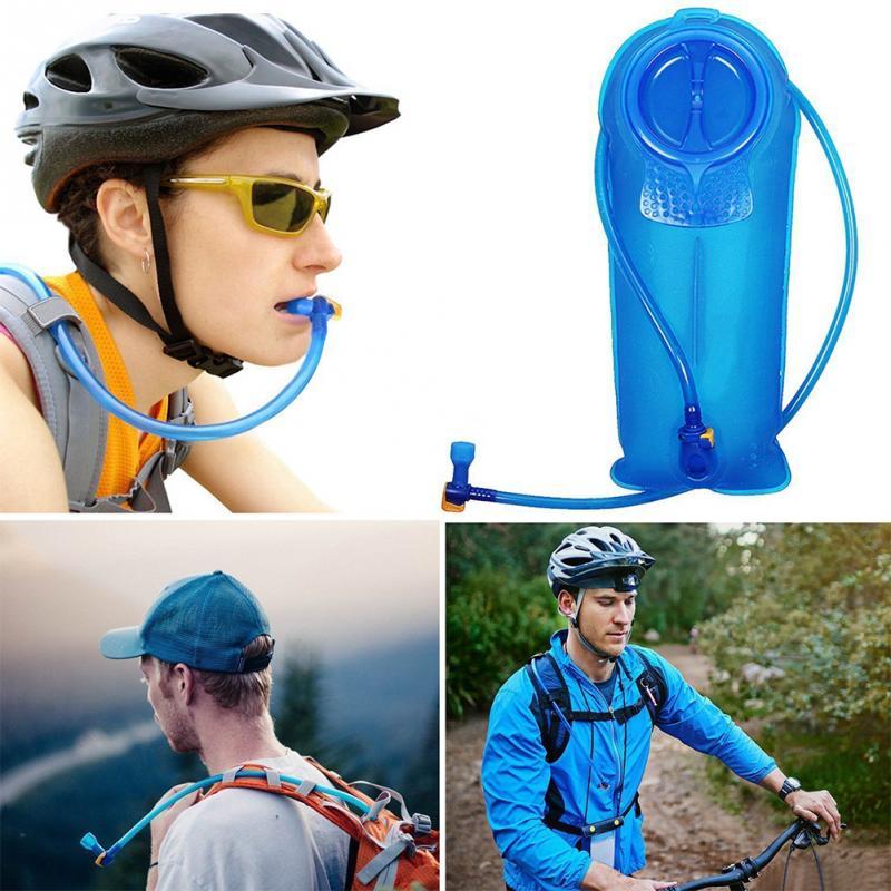 New 2L Portable Water Bag Bike Camelback Bladder Bag Hydration Backpacks Travel Bag Camping Hiking Sport Accessories #1015