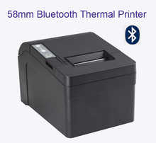 Scorching sale 58mm Moveable mini Bluetooth Thermal Printer /POS system receipt printer