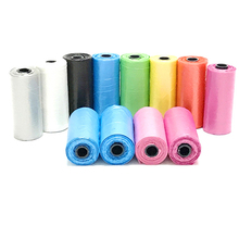 10 Rolls 150 pcs Garbage Bag dogs Cats Poop Biodegradable Pet Dog Waste Bags Cat Cleaning Up Refill