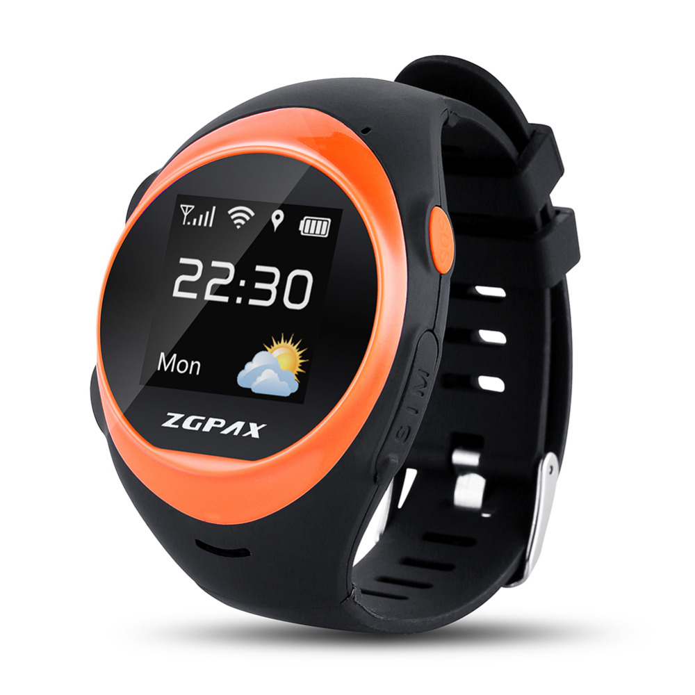 Phone Phone Gps Tracker Android popular phone gps tracking buy cheap lots from newest s888 mtk6260 sos android wifi smart watch heart monitor phone