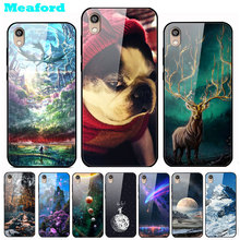 5.71 For Huawei Honor 8S Case On Tempered Glass Cover Anime Phone 8 S KSE-LX9 Honor8S Bumper