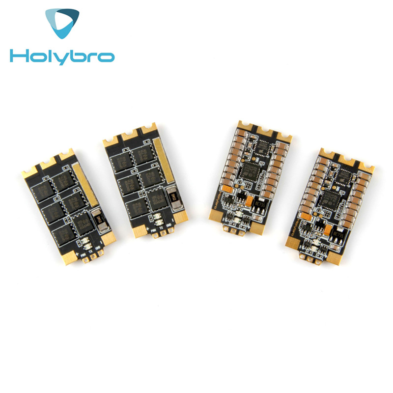 купить 4X Holybro Tekko32 35A BLHeli_32 ESC Dshot1200 2-6S Build In Current Sensor For RC Drone FPV Racing Multirotor Quad DIY Parts онлайн
