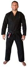 Fluory new design bjj gi customed and instock brazilian jiu-jitsu woven label patches on judo gis
