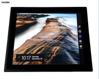 15 Inch Industrial Panel PC Capacitive Touchscreen Core I3 5010U CPU 8G DDR3L RAM 120GB SSD