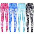 New 2016 Women WILLIAM MORRIS BRER RABBIT HWMF LEGGINGS - LIMITED Leggigs Digital Print Fashion Finessw Pant Punk