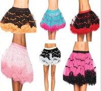 Women Tulle Skirts Fluffy Mini Skirts Tulle Skirt Vintage Rockabilly Lolita Petticoat