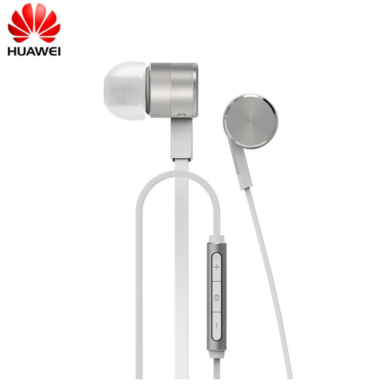 100% Original Huawei AM13 Honor engine2 earphone Stereo Piston In-Ear earbud Mic earphone