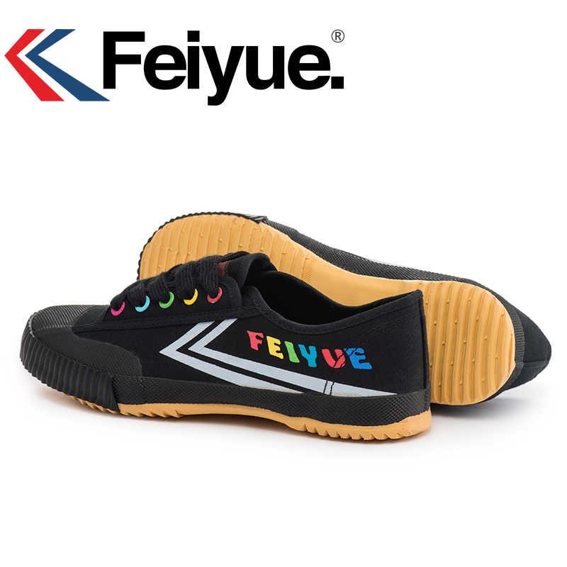 Keyconcept オリジナル Feiyue スニーカー古典的な靴武道太極拳テコンドー武術カンフーソフト靴
