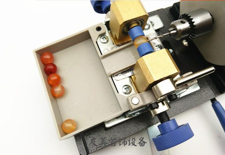 Mandrins à perles, outils de bijouterie orfèvrerie pour perceuse à perles