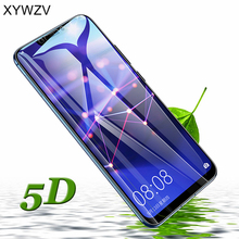 5D Full Glue Tempered Glass Huawei Mate 20 Lite Screen Protector Protective Film