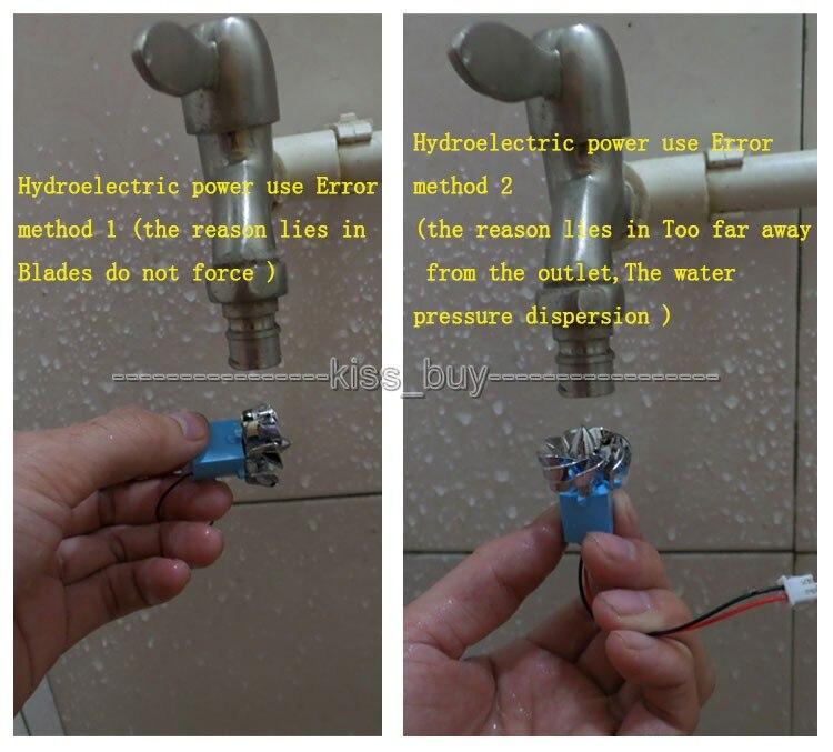 AC Motor Vertical Micro Wind Hydraulic Turbines Power Generator Alternato