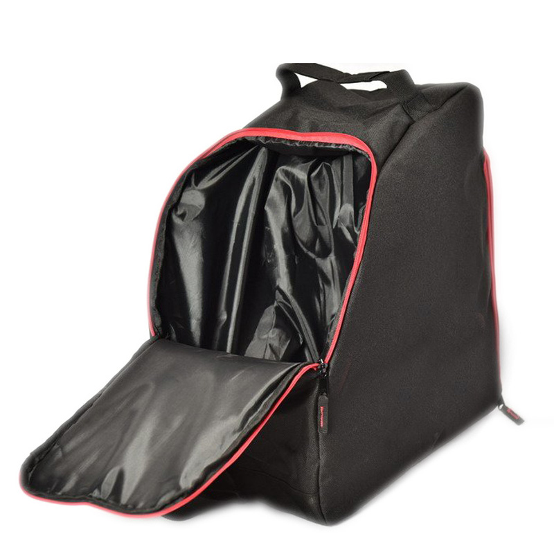 Épais professionnel glace Ski neige bottes sac casque grand Portable transporter Nylon étanche sac à bandoulière pour Ski ACC 38x38x23 cm - 6