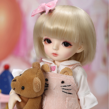 BambiCrony Vanilla BJD SD Resin Doll 1/6 Body Model Girls Boys Toys Eyes High Quality Gifts For Birthday Or Christmas 2