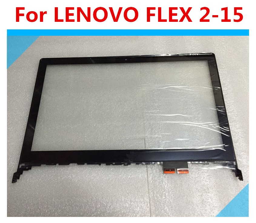 OEM New for Lenovo Flex 2 15 15D Series 15.6 Laptop Touch Screen Glass Digitizer with frame bezelOEM New for Lenovo Flex 2 15 15D Series 15.6 Laptop Touch Screen Glass Digitizer with frame bezel