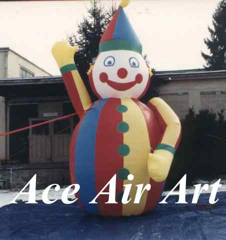 best selling giant halloween decorative inflatable clown for commercial eventparty - Giant Halloween Decorations