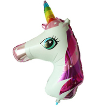 Tronzo Birthday Party Decorations kids Foil Balloons New Latex Unicorn Balloon Party Supplies Wedding Baby Shower Decor Rainbow