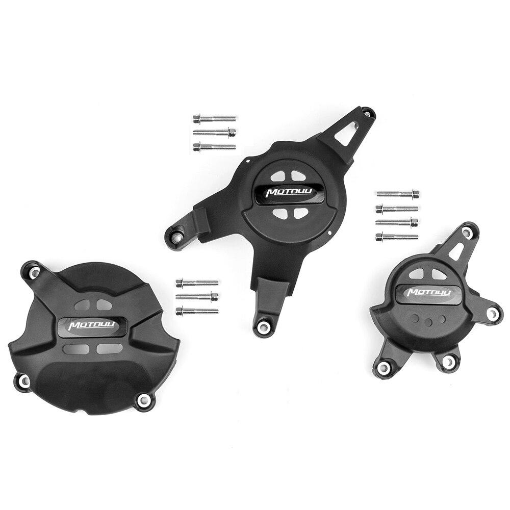 for Honda CBR1000RR Engine Stator Crash Pad Slider Protector 2008 2009 2010 2011 2012 2013 2014