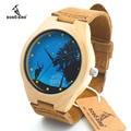 2017 bobo bird top mens relógio marca relógios relógio de pulso masculino relógio de madeira relógio de madeira de quartzo-relógio de pulso relogio masculino