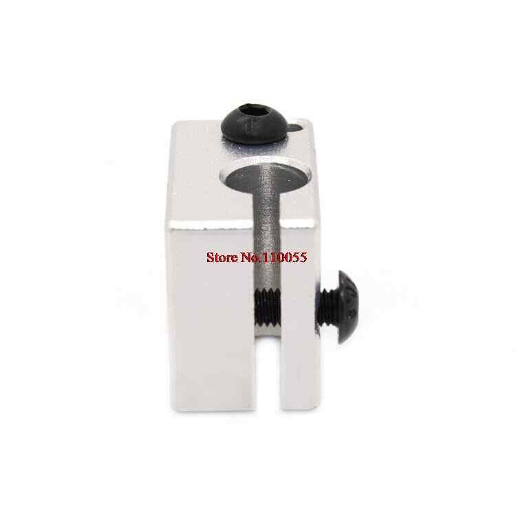 ! Алюминиевый тепловой блок для V6 J-head 3D-принтеры, RepRap Makerbot MK7/MK8 экструдер