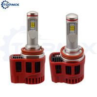 3000K 4000K 5000K 6000K H11 90W LED Car Headlight Conversion Light Bulbs Kit P6 High Quality