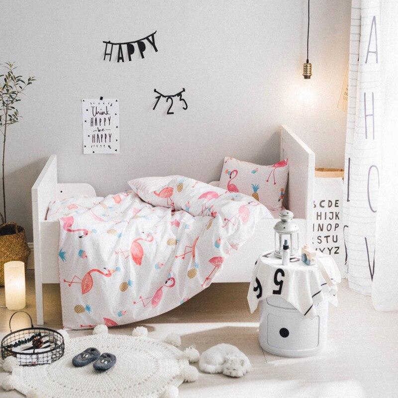 Baby Bedding Set Cotton Alpaca 1