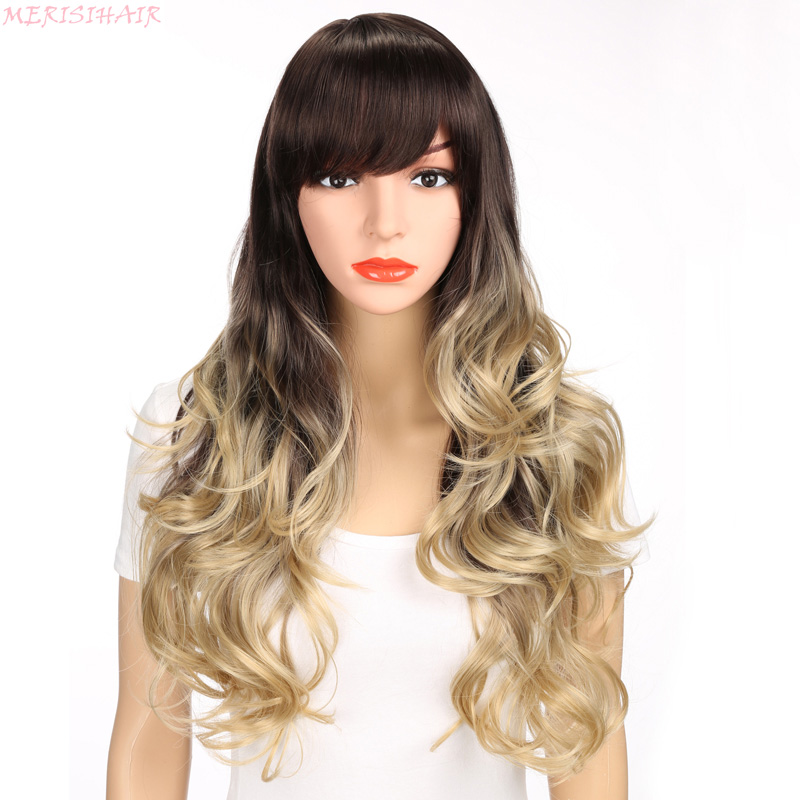 € 11.75 30% de réduction|MERISI cheveux longs