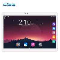 Gratis Verzending Smart Tablet PC Android tablet pc 10.1 inch Android 7.0 Octa 10 Core tablet computer Rom 32 GB/64 GB 1920x1200