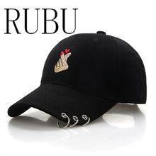 Otoño Invierno sombrero anillo dedo seguro gorra de béisbol hombre mujer  sombrero protector solar al aire eec045c50d3
