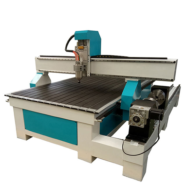 High Quality T Slot Working Table Cnc Router Woodworking Machine Cnc