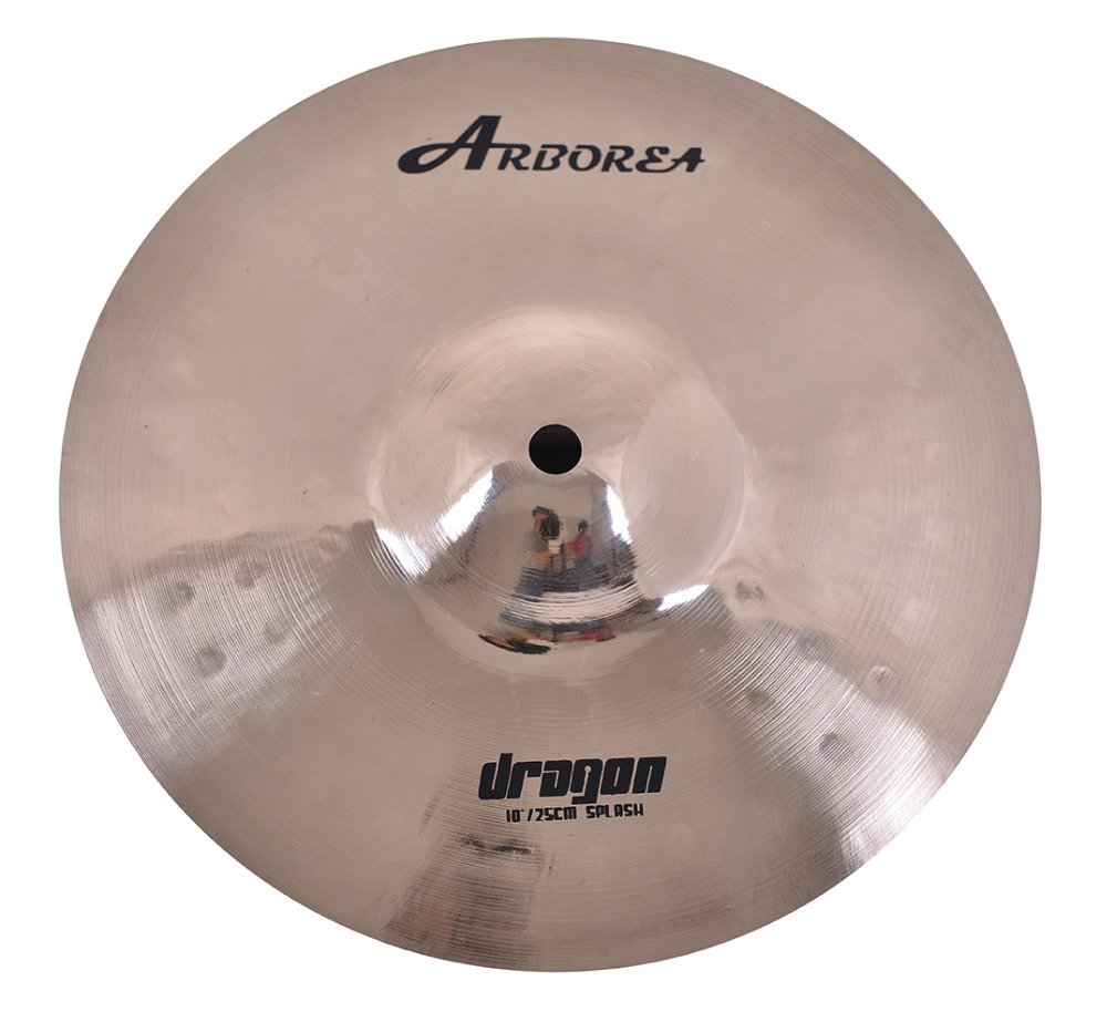 "Dragon series  10"" Splash-in Gong & Cymbals from Sports & Entertainment    1"