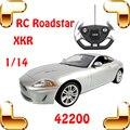 Новый Год Подарок Rastar 1/14 XKR RC Скорость Управления По Радио Автомобиль Хобби модели Автомобиля Rc Дрейф Машина Удаленного Автомобиль Игрушки Для Мальчиков