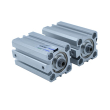 Free Shipping Aluminum Alloy SDA Type Pneumatic Cylinder 25mm Bore 5/10/15/20/25/30/35/40/45/50mm Stroke Air Cylinder free shipping sda 12 25 thin type cylinder 12mm bore 25mm stroke double action pneumatic compact air cylinders
