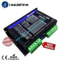 Новая версия! Подлинный Leadshine DM556 2-фазный цифровой шаговый привод с максимальным входом 50 В постоянного тока по той же цене, но более сильная ...