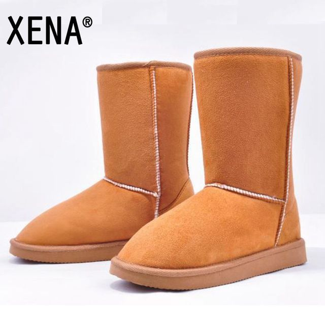 Women's Insulated Suede Ankle Boots