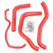Red Green Blue Silicone Radiator Hose For SUZUKI GSXR600 GSXR750 GSXR 600 750 2006-2007 New(China)
