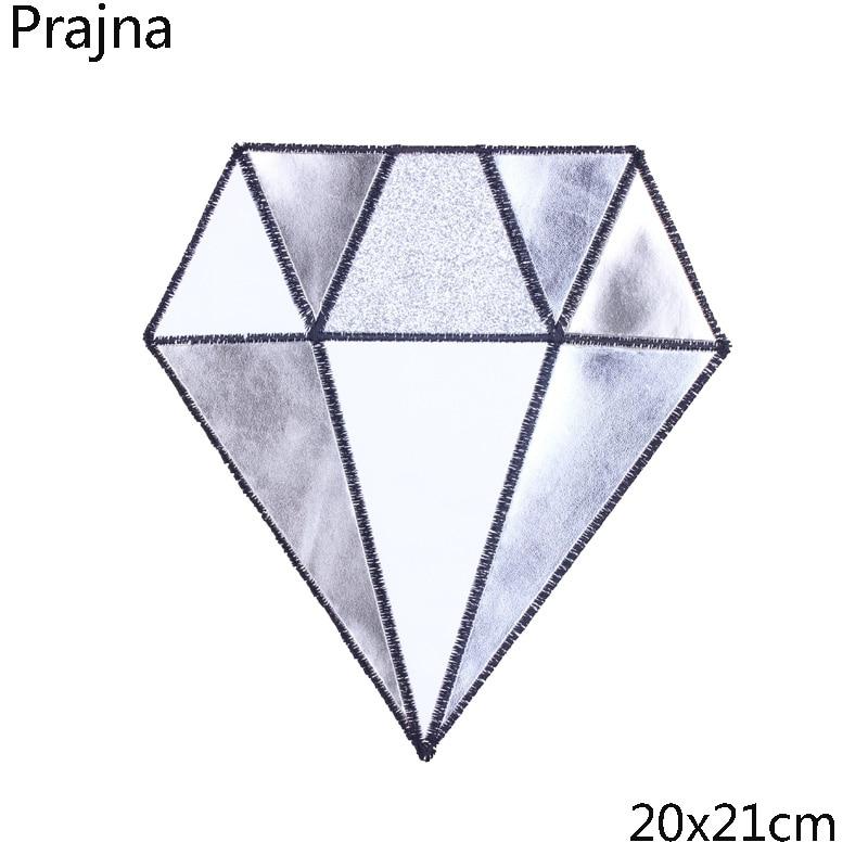 ᗚModa gran diamante applique lujo bordado barato Parches dibujos ...