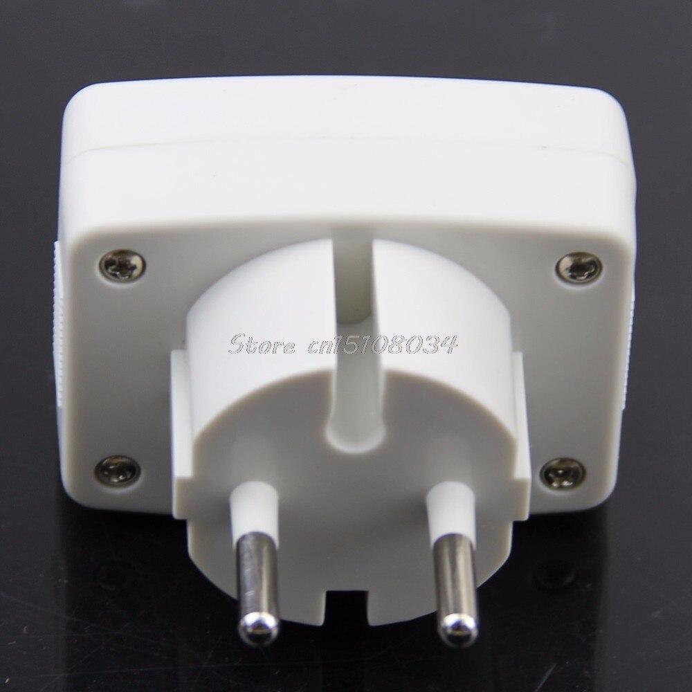 DM55-1 AC 85-260V Voltmetro digitale LCD Misuratori per penna - Strumenti di misura - Fotografia 5