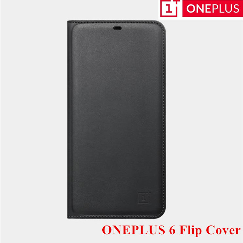 100% original oneplus <font><b>6</b></font> Flip Cover, protective <font><b>case</b></font> cover for <font><b>one</b></font> <font><b>plus</b></font> <font><b>6</b></font> with retail package. from Oneplus <font><b>official</b></font> website mall image