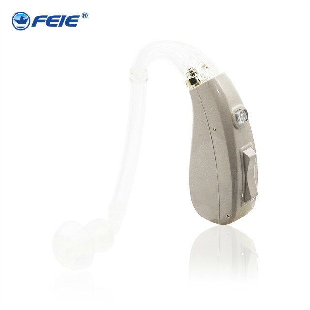 Rechargeable Hearing Aid Device Sound Voice Amplifier Enhancement Mini bte Digital Ear Care for the Elderly Deaf Aids HearMY-202Rechargeable Hearing Aid Device Sound Voice Amplifier Enhancement Mini bte Digital Ear Care for the Elderly Deaf Aids HearMY-202