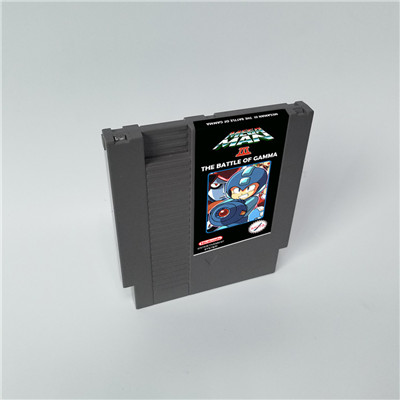 Mega Man III the Battle of Gamma - 8 Bit Game Card for 72 pins Game Cartridge Console