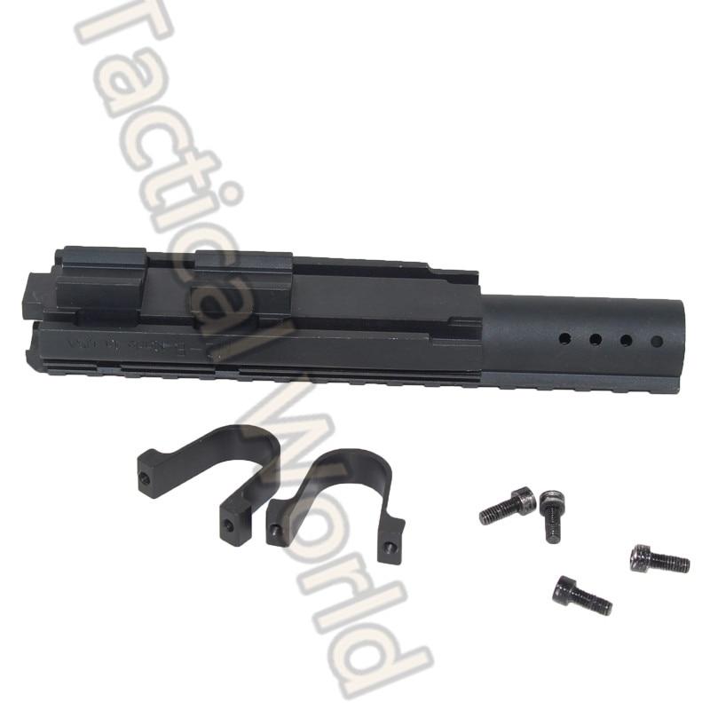 Tactical Standard AK M2-B Picatinny Optic Mount Rail Scope Aluminium Fit 20mm Picatinny Rail For AK47 AK74 Hunting Accessoties