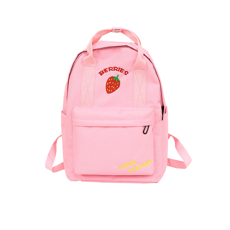 Practical Kawaii Pink Backpack Pineapple Mochila Escola Menina Woman Bag School Cute Flamingo Rugzak Girl Travel Bag Back Kinder Schooltas Luggage & Bags Men's Bags