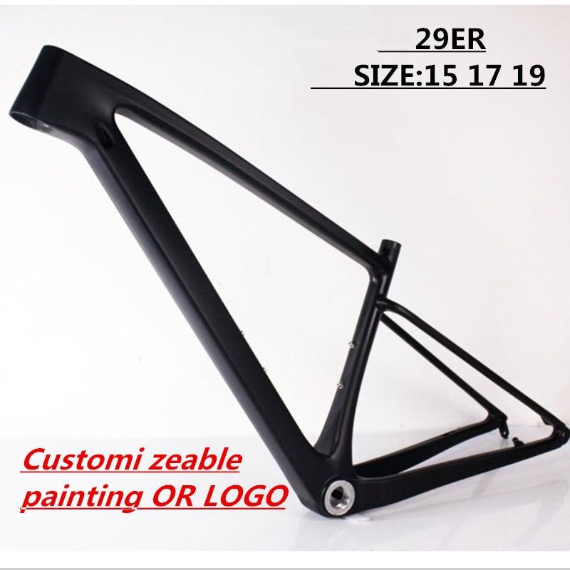 2019 NEW Carbon Frame Mountain Frame 29er 27.5er China Chinese ...