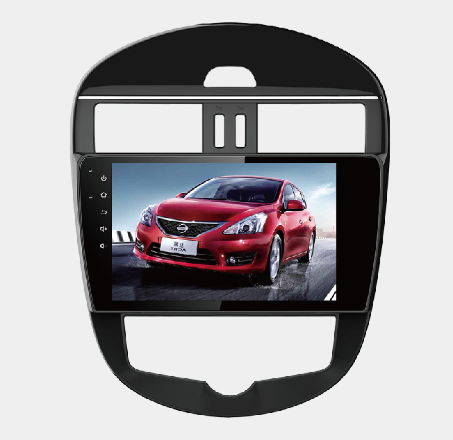 8 Core, 2G RAM, 32G ROM, 9 inch Android 6.0.1 Car GPS Navigation System Radio Stereo Media Player for Nissan Tiida 2011 2016